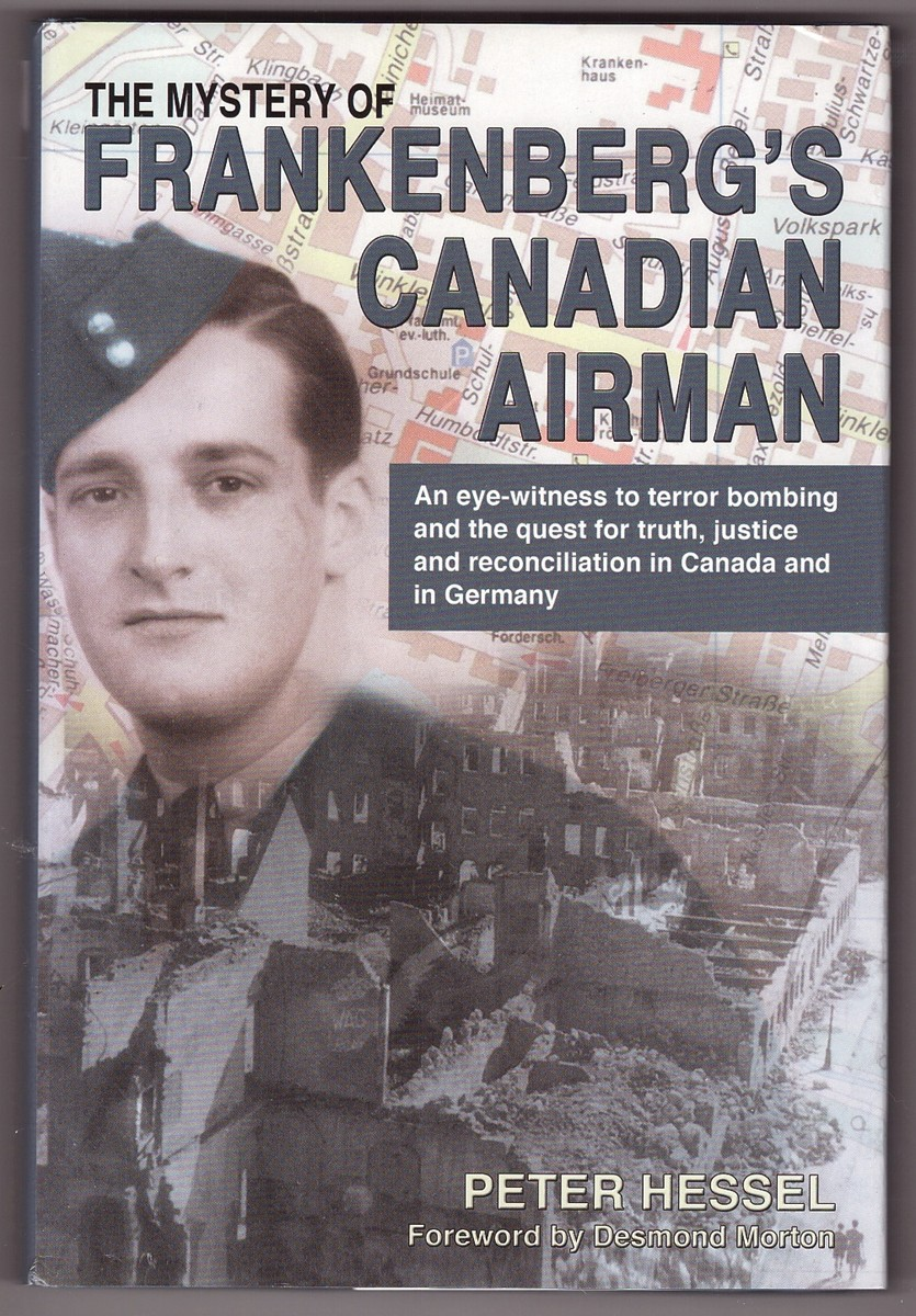 Image for The Mystery of Frankenberg's Canadian Airman