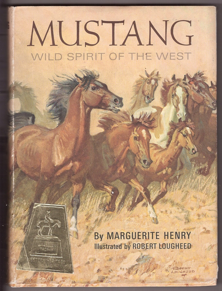 Image for Mustang Wild Spirit of the West