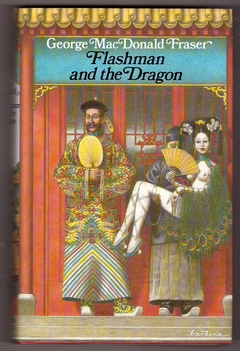 Image for Flashman and the Dragon