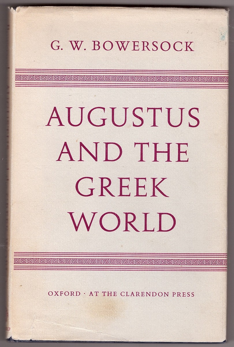 Image for Augustus And The Greek World