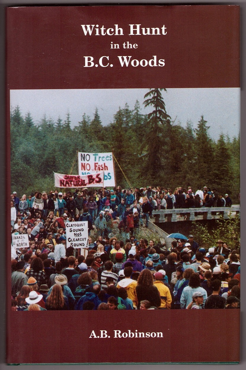 Image for Witch Hunt in the B.C. Woods