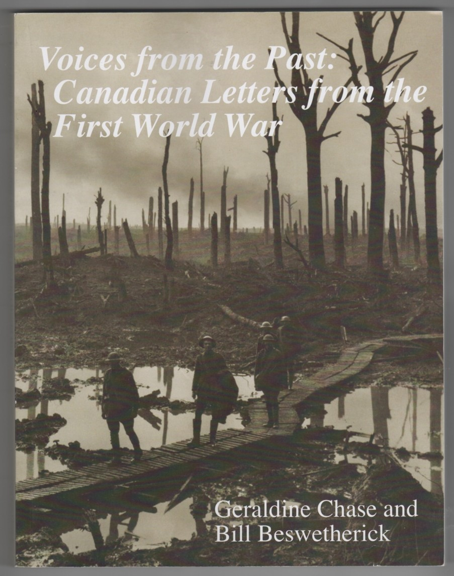 Image for Voices from the Past: Canadian Letters from the First World War