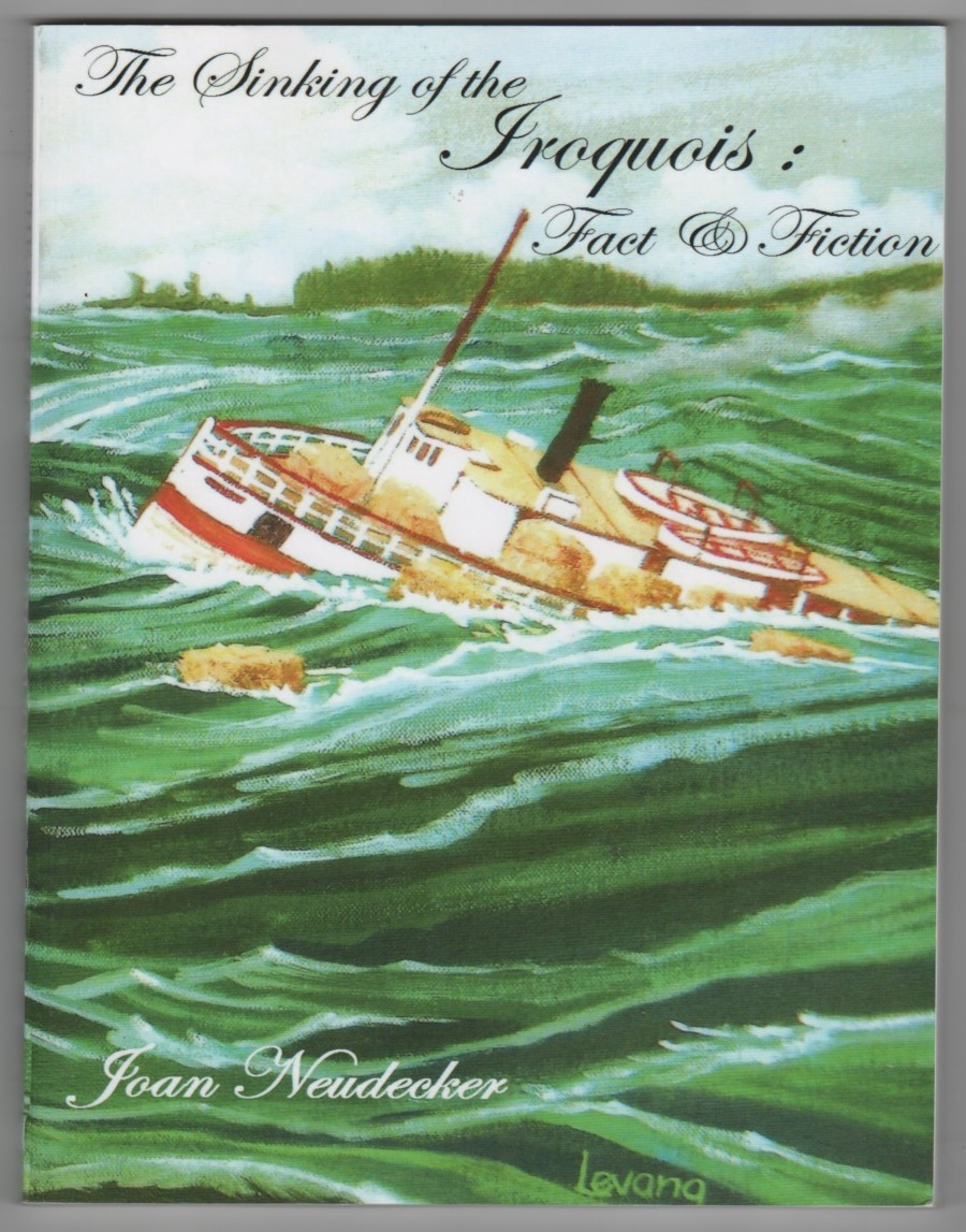 Image for The Sinking of the Iroquois: Fact and Fiction