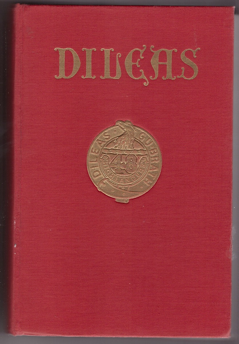 Image for Dileas  History of the 48th Highlanders of Canada, 1929-1956