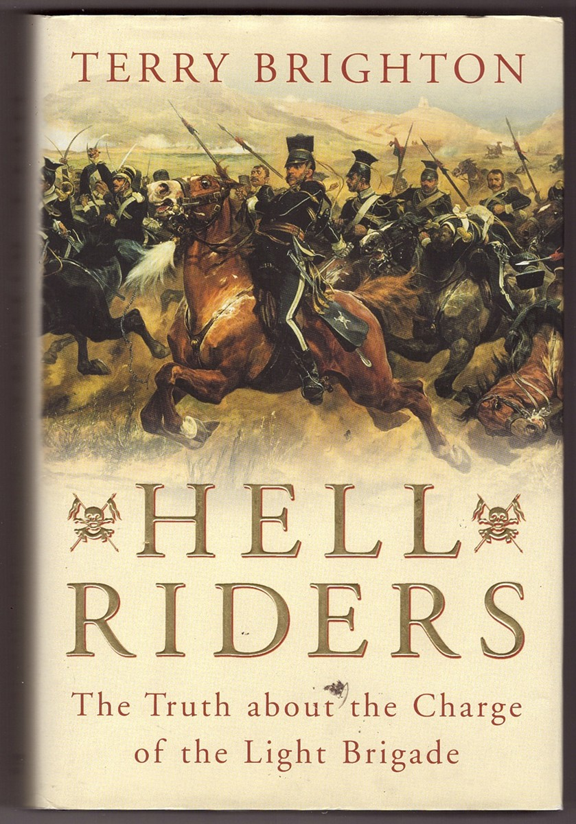 Image for Hell Riders  The Truth About the Charge of the Light Brigade