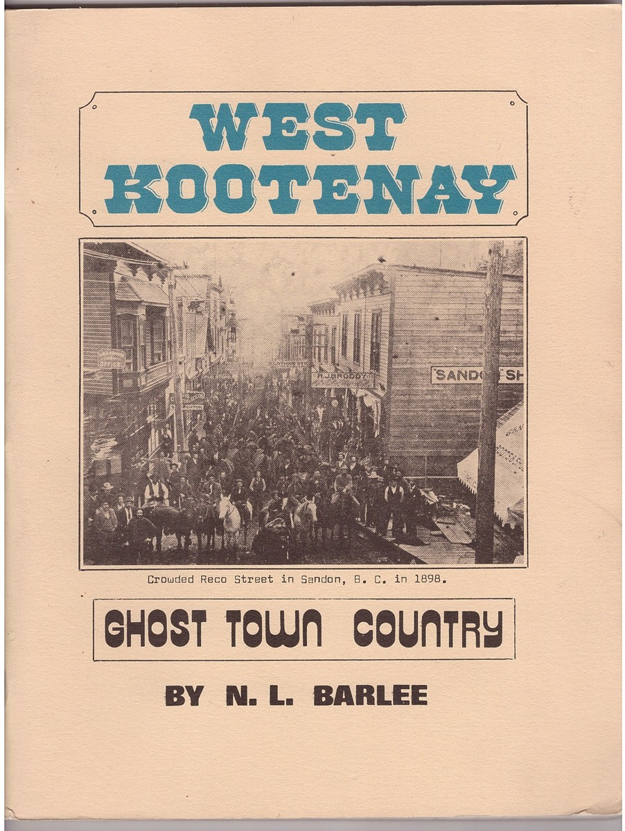 Image for West Kootenay  Ghost Town Country