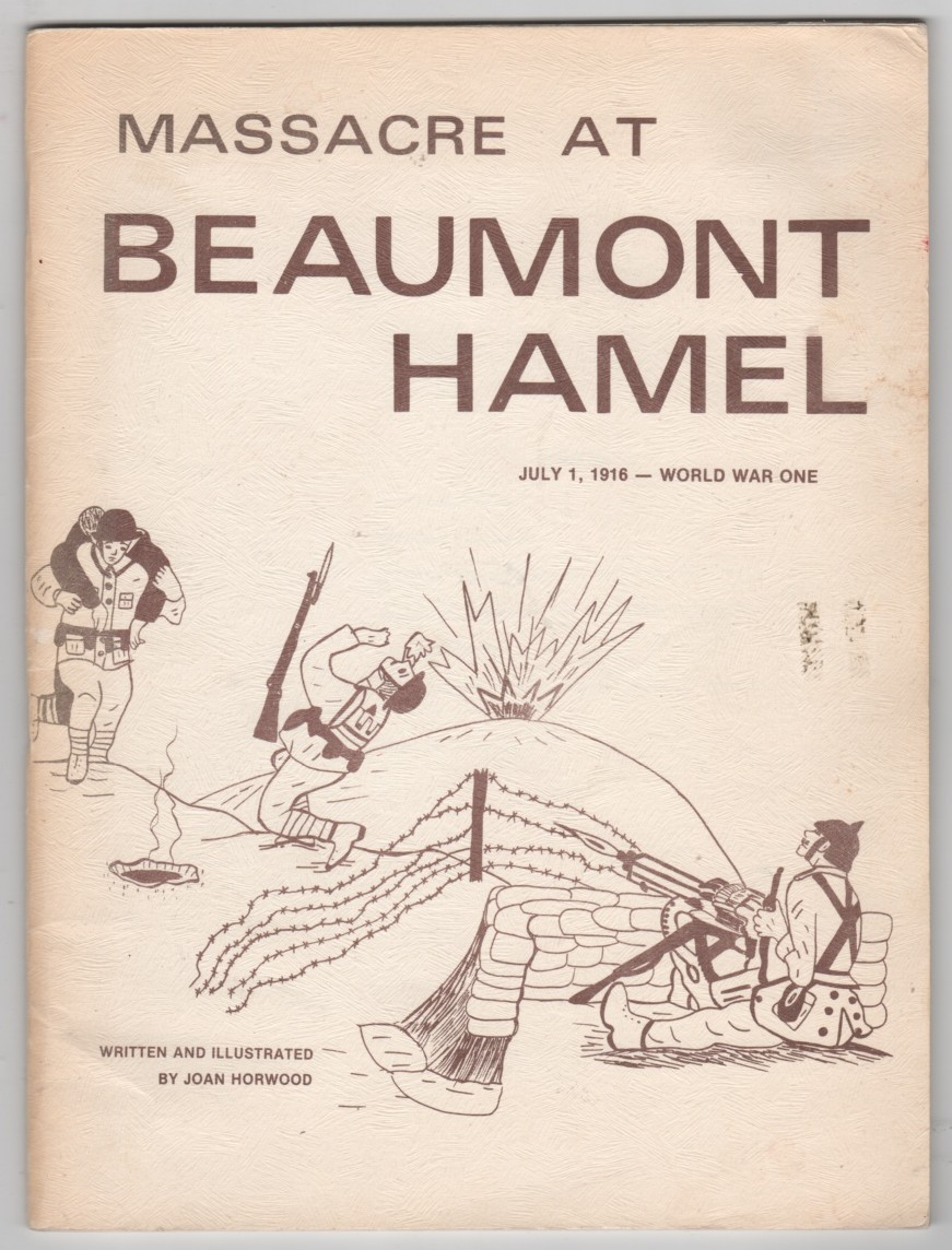 Image for Massacre At Beaumont Hamel