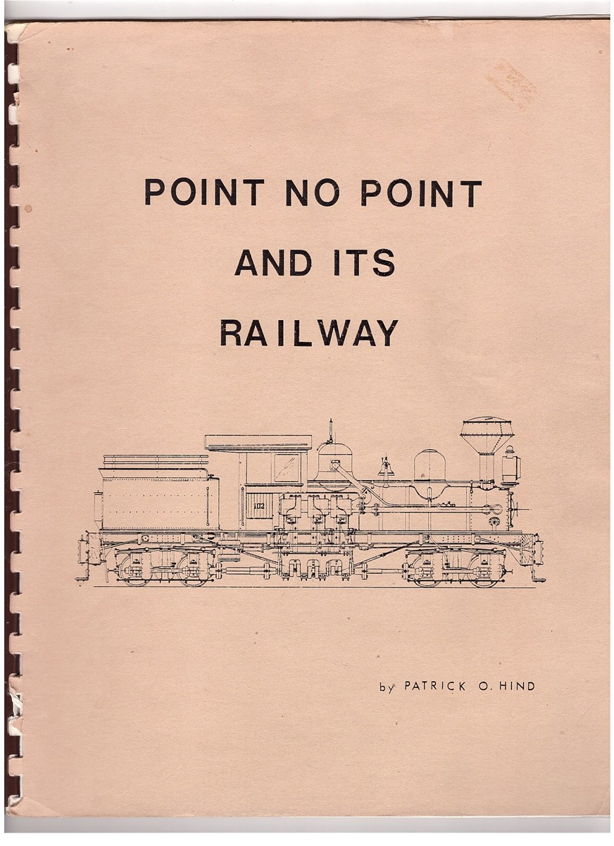 Image for Point No Point And Its Railway