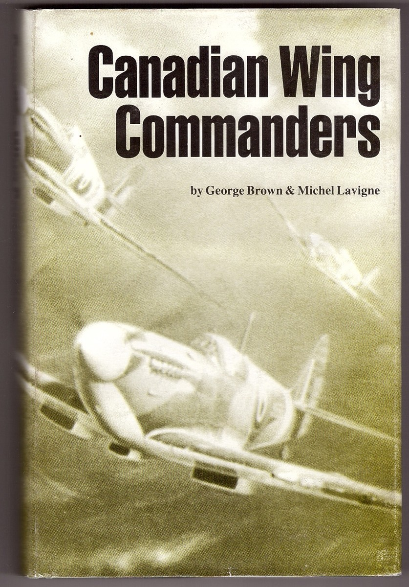 Image for Canadian Wing Commanders of Fighter Command in World War II