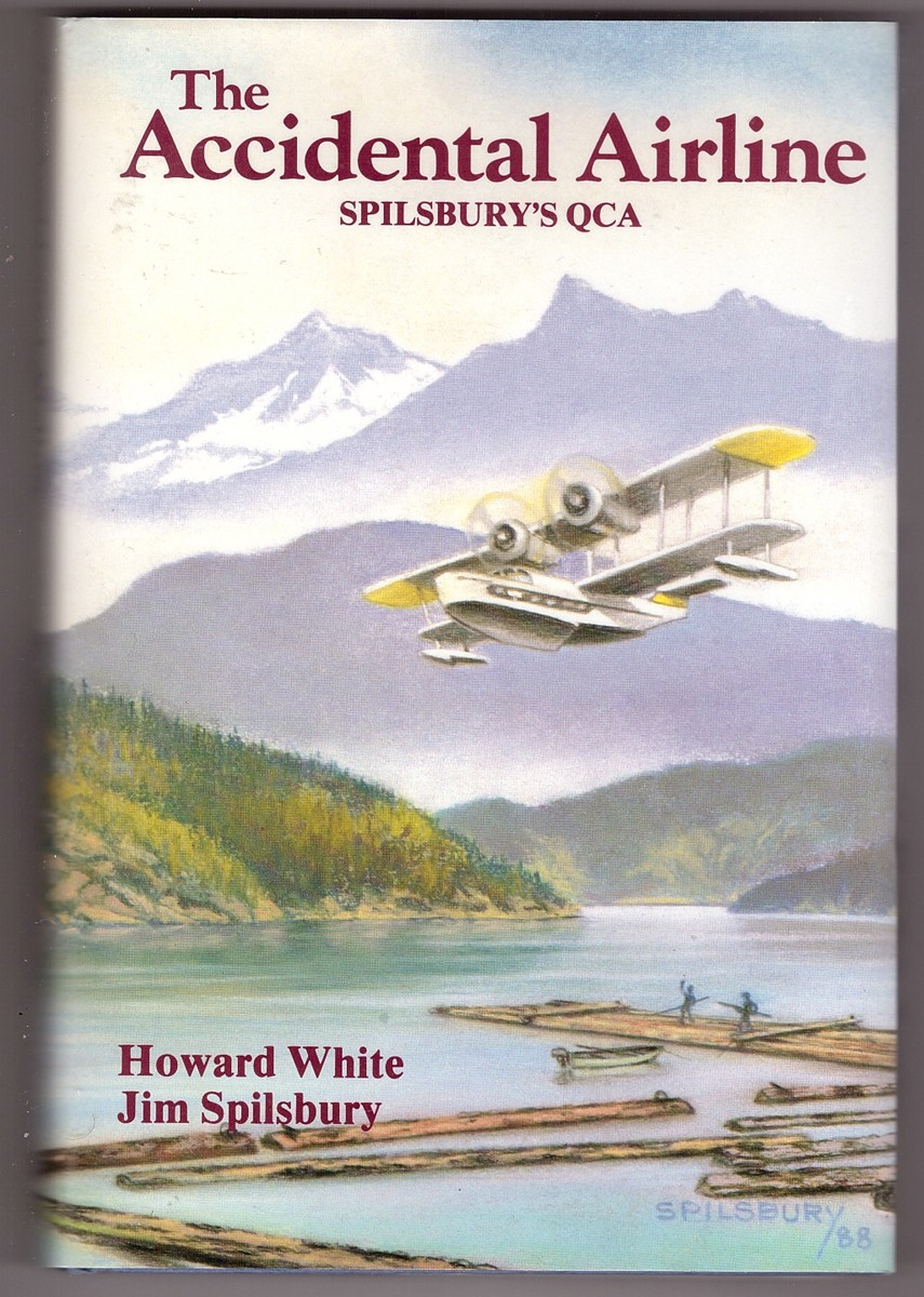 Image for The Accidental Airline   Spilsbury's QCA