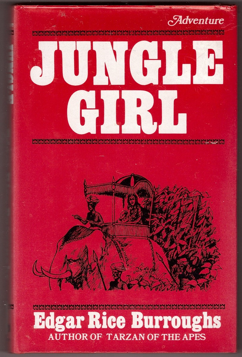 Image for Jungle Girl