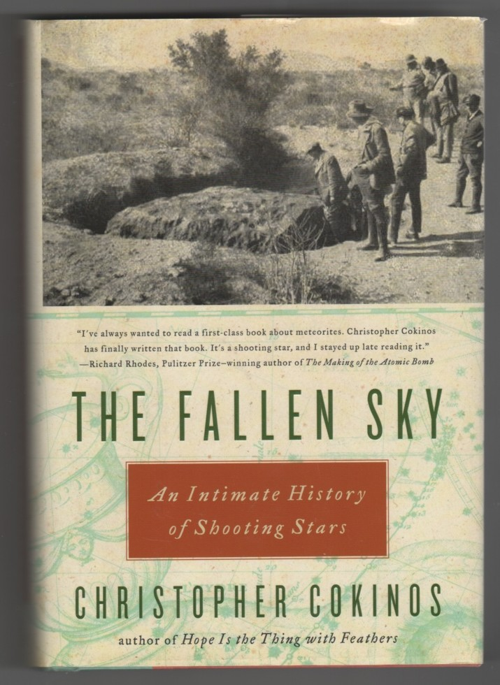 Image for The Fallen Sky An Intimate History of Shooting Stars
