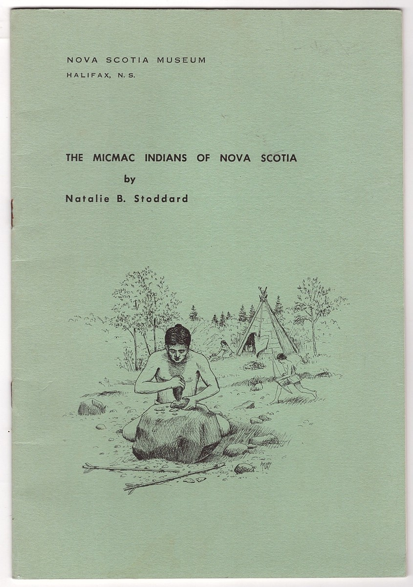Image for The Micmac Indians of Nova Scotia