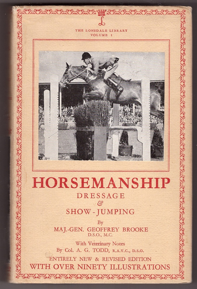 Image for Horsemanship Dressage & Show-Jumping
