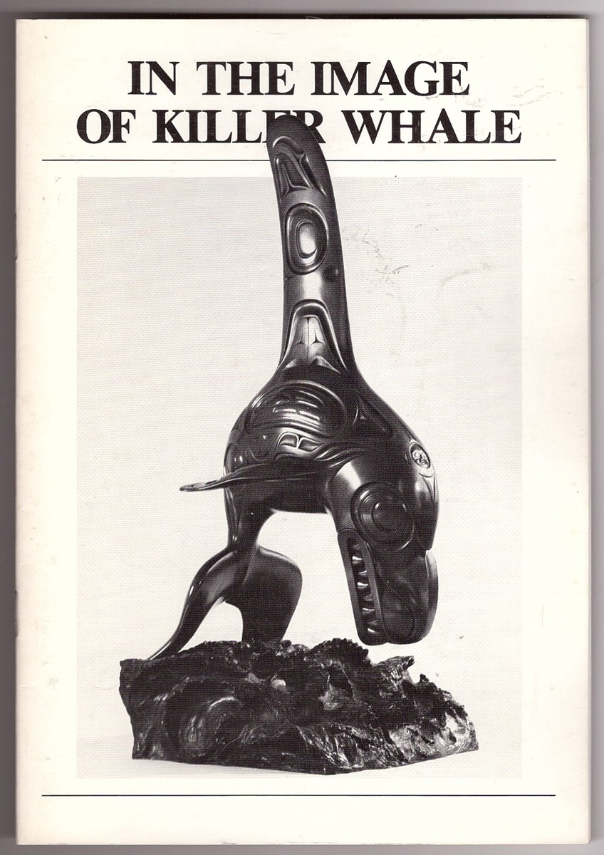 Image for In the Image of Killer Whale  Waters: Journal of the Vancouver Aquarium. Vol. 7.  1984