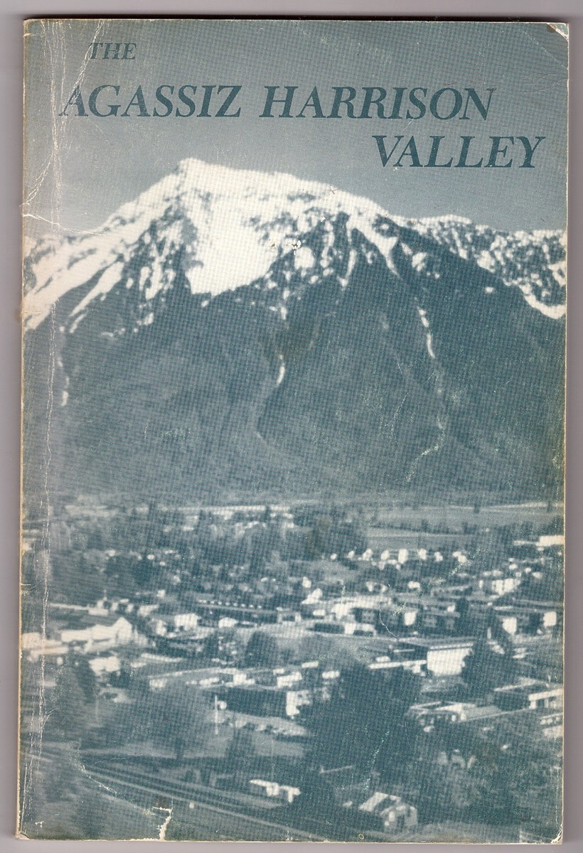 Image for The Agassiz Harrison Valley