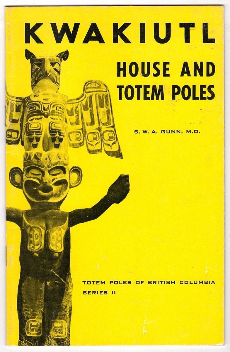 Image for Kwakiutl House and Totem Poles