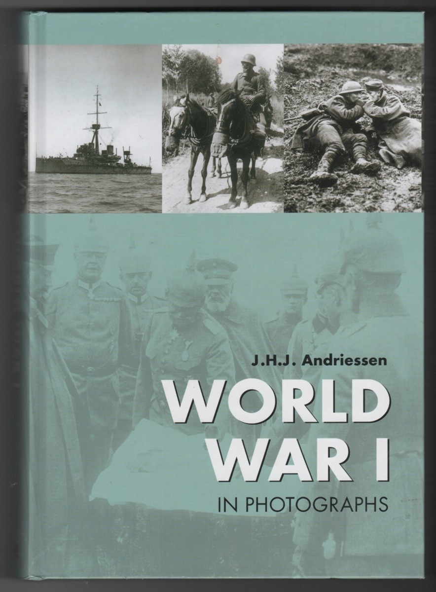 Image for World War I in Photographs