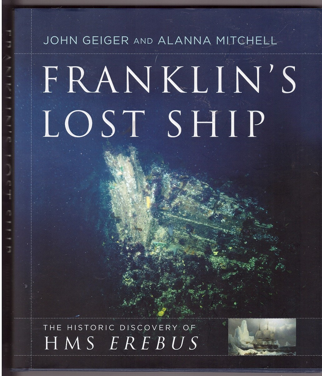 Image for Franklin's Lost Ship The Historic Discovery of HMS Erebus