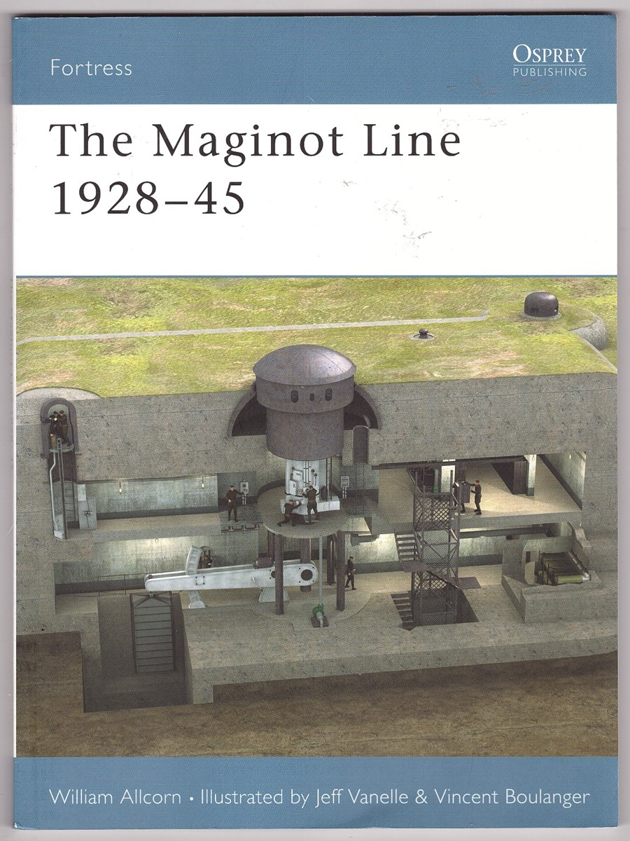 Image for The Maginot Line 1928-45