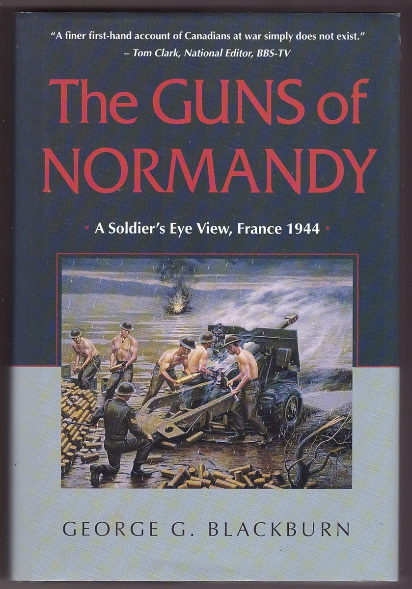 Image for The Guns of Normandy  A Soldier's Eye View, France 1944