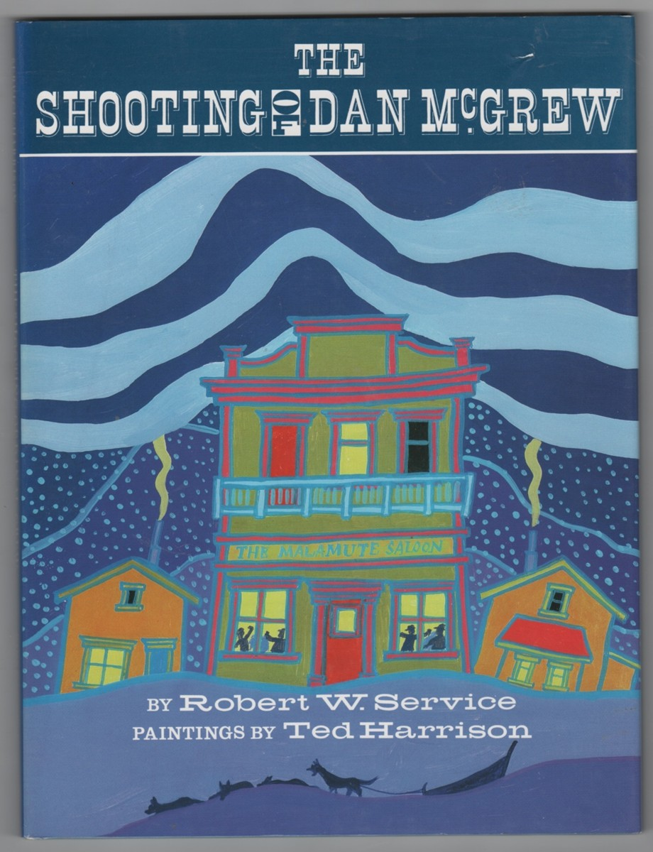 Image for The Shooting of Dan McGrew