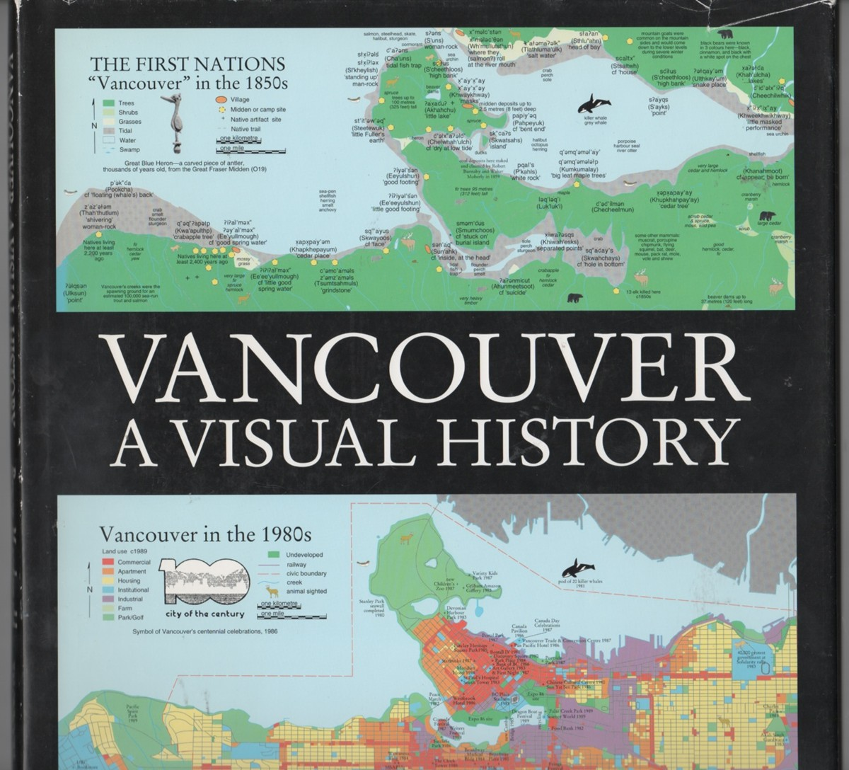 Image for Vancouver  A Visual History