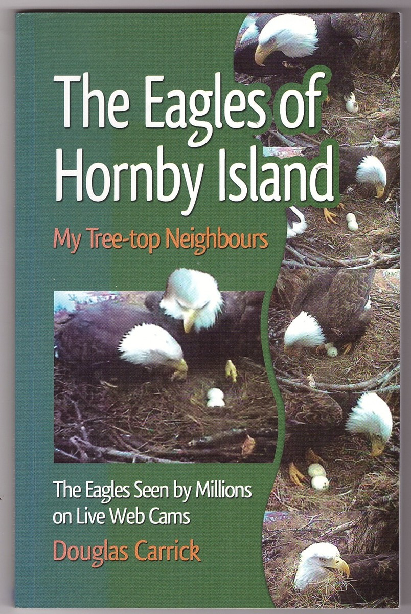 Image for The Eagles of Hornby Island My Tree-Top Neighbors