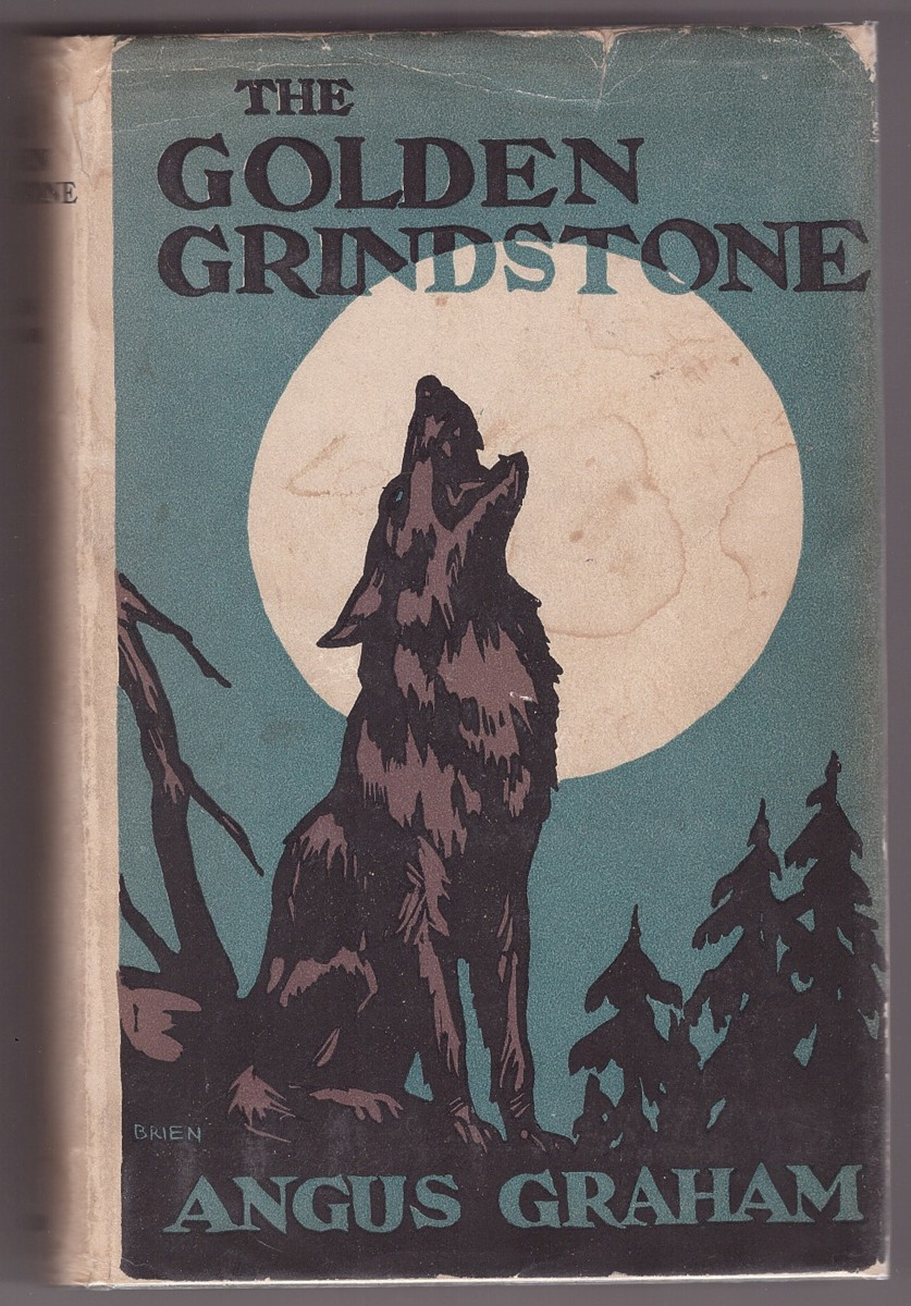 Image for The Golden Grindstone The Adventures of George M. Mitchell