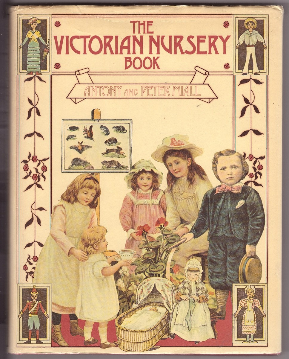 Image for The Victorian Nursery Book