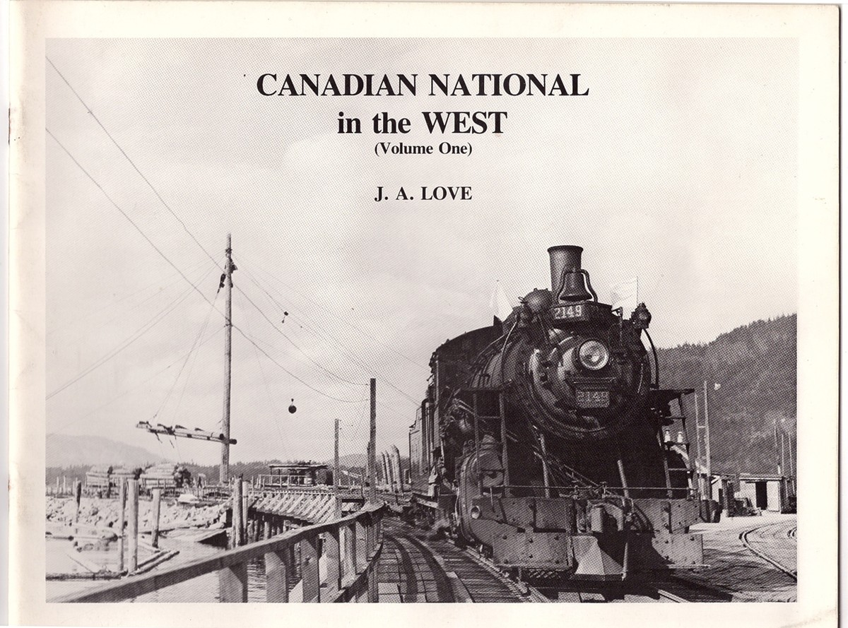 Image for Canadian National in the West, Vol. 1