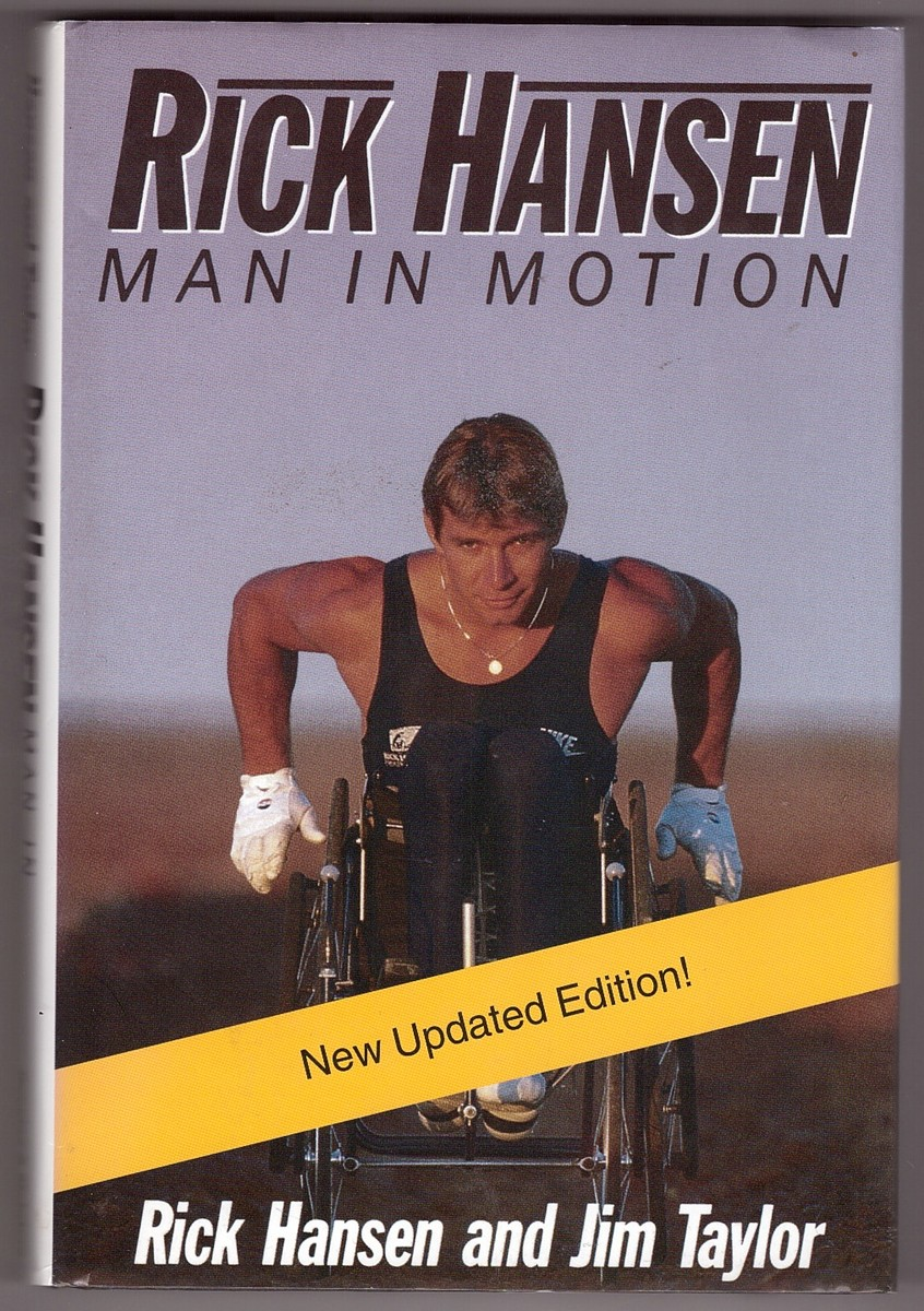 Image for Rick Hansen Man in Motion