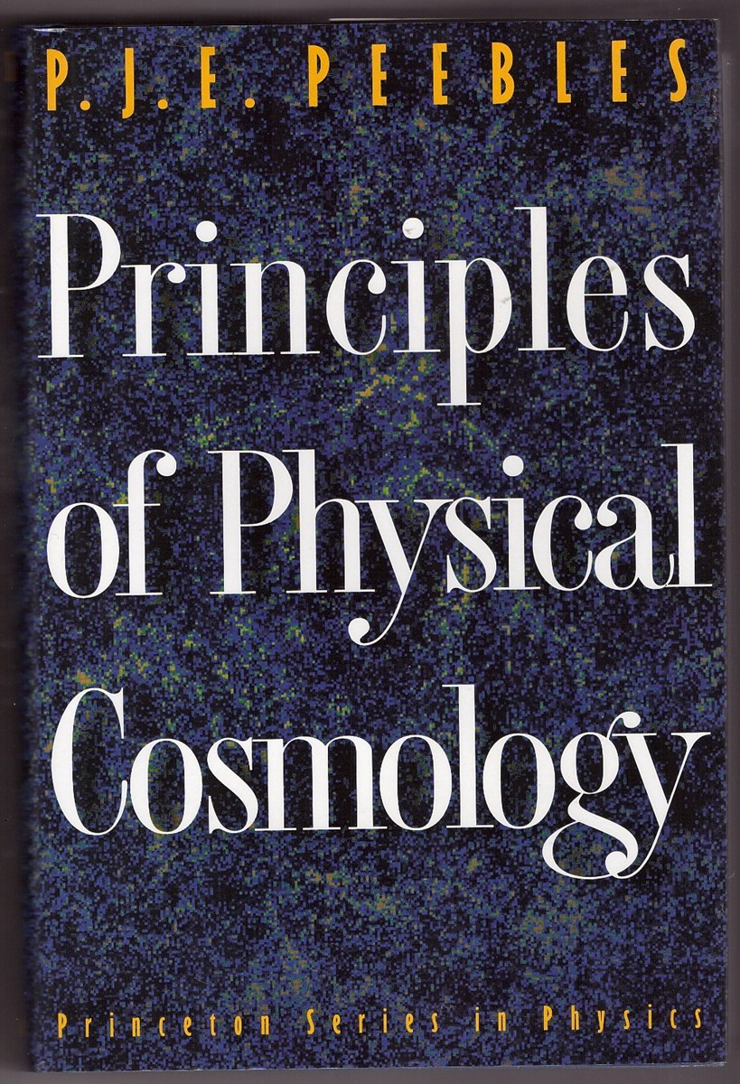 Image for Principles of Physical Cosmology