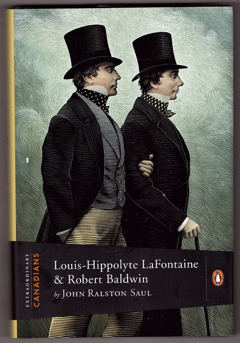 Image for Louis-Hippolyte Lafontaine and Robert Baldwin