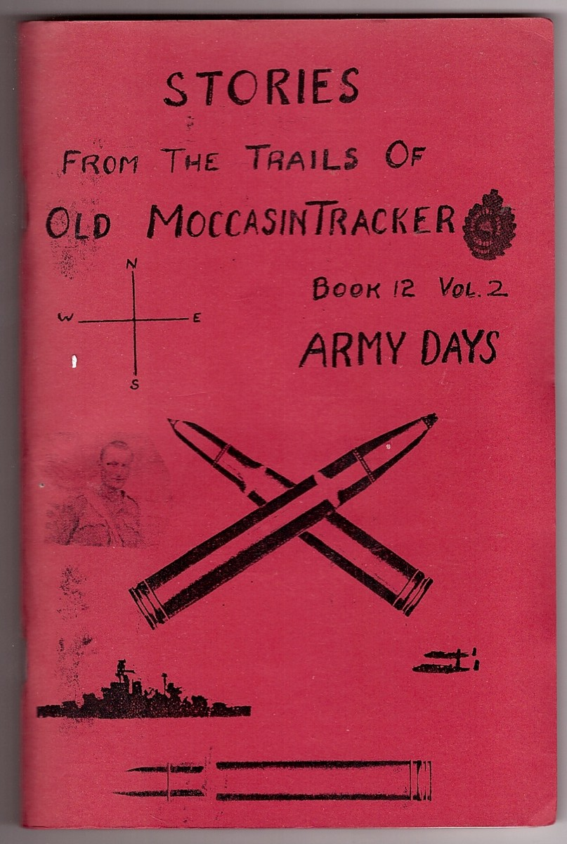 Image for Stories From The Trails Of Old MoccasinTracker