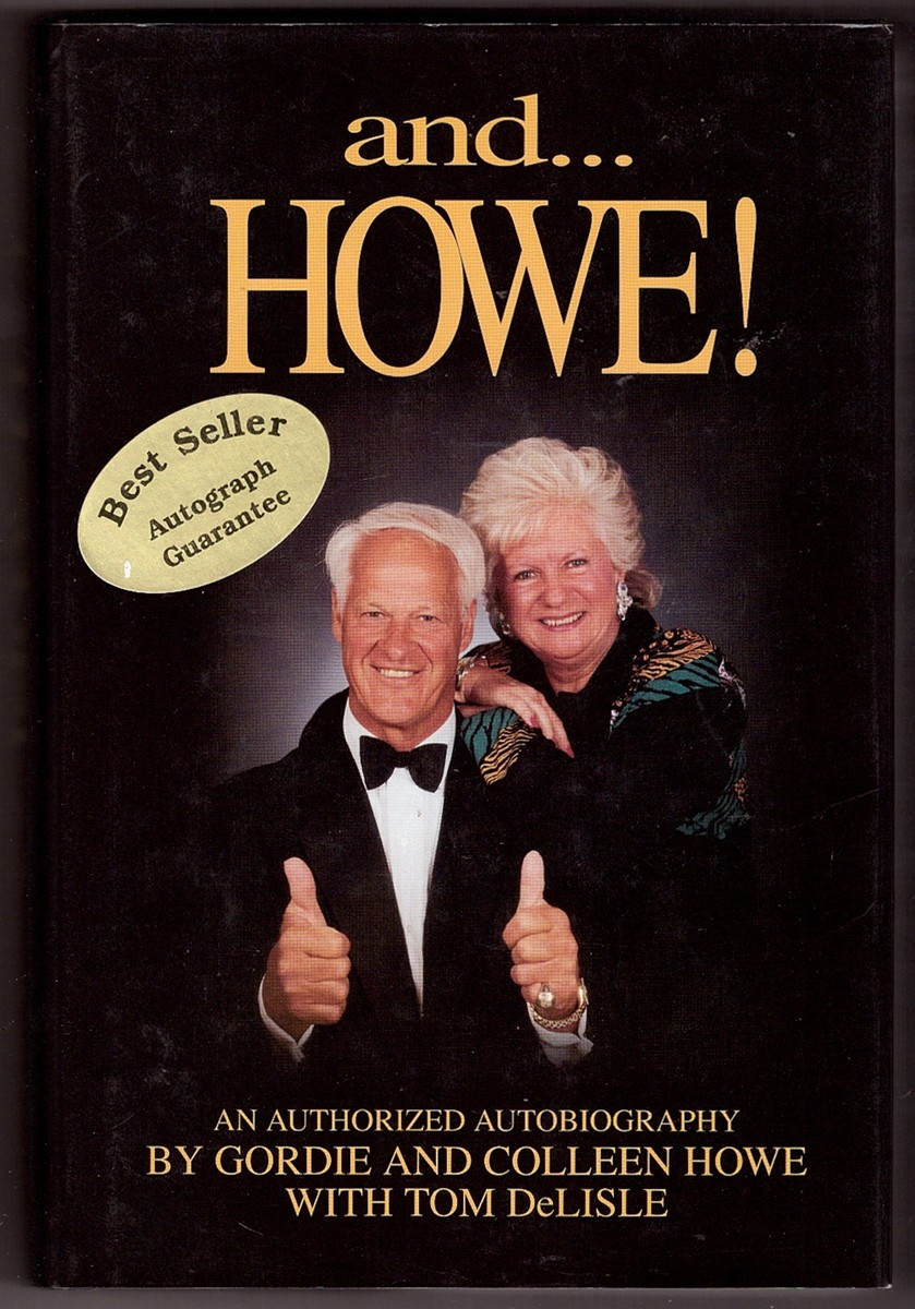 Image for And ...Howe!  An Authorized Autobiography