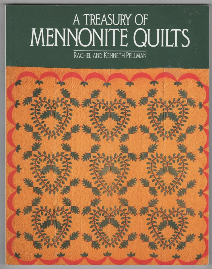 Image for Treasury of Mennonite Quilts