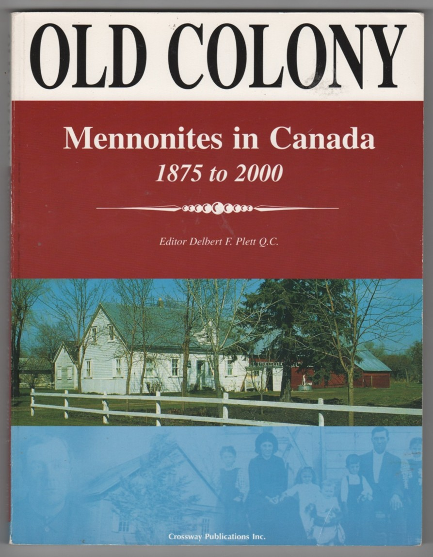 Image for Old Colony Mennonites in Canada, 1875-2000