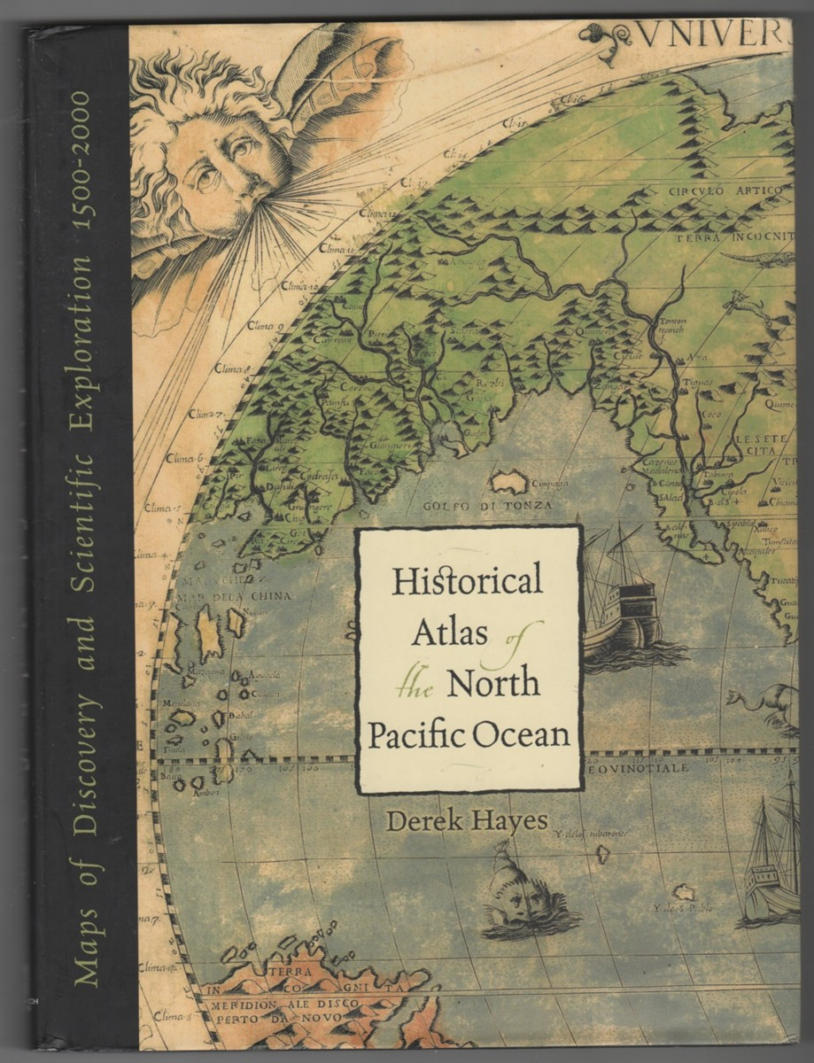 Image for Historical Atlas of the North Pacific Ocean Maps of Discovery and Scientific Exploration, 1500-2000