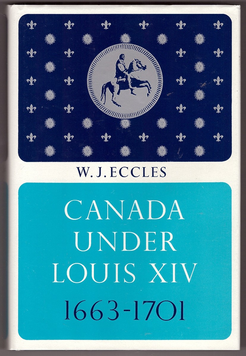 Image for Canada Under Louis XIV 1663-1701