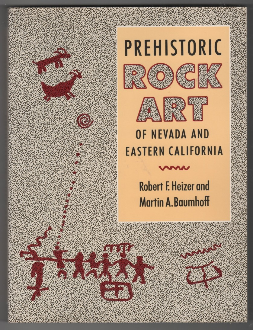 Image for Prehistoric Rock Art of Nevada and Eastern California