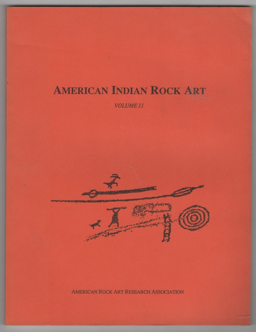 Image for American Indian Rock Art