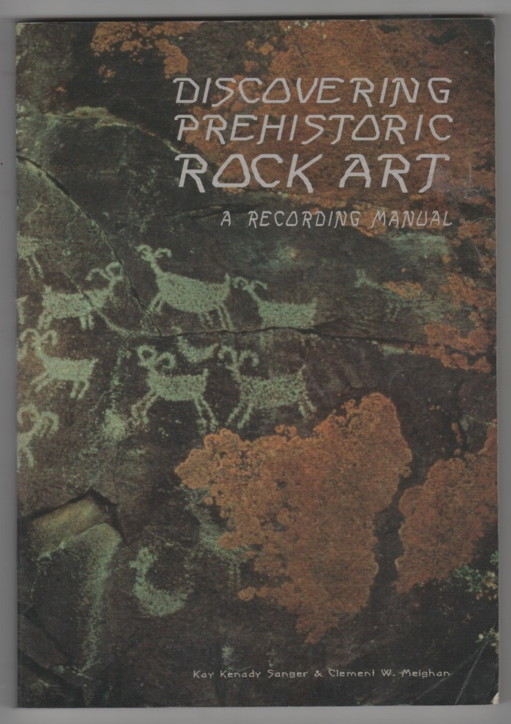 Image for Discovering Prehistoric Rock Art A Recording Manual
