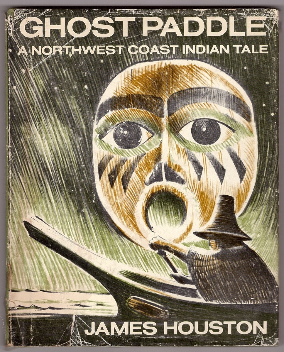 Image for Ghost Paddle-A Northwest Coast Indian Tale