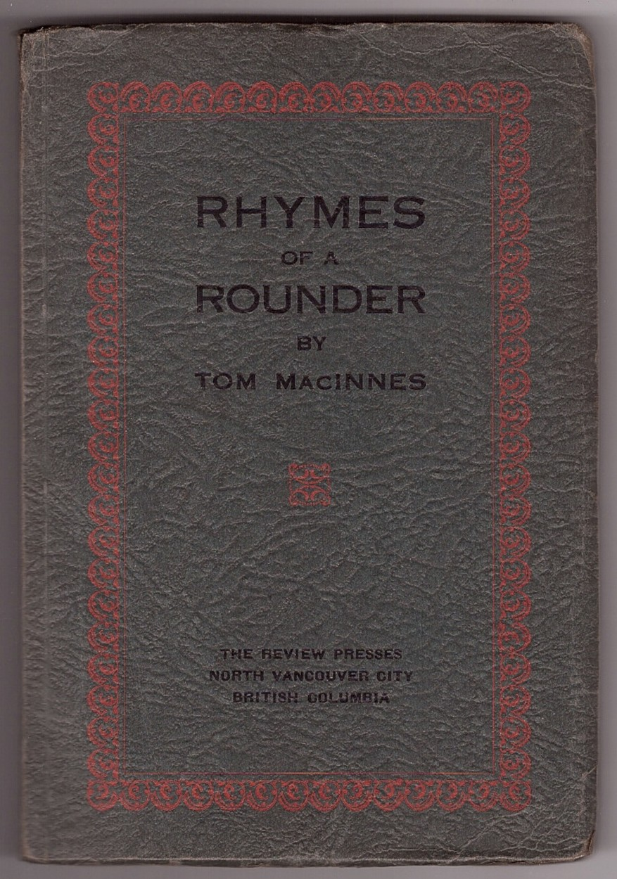 Image for RHYMES OF A ROUNDER