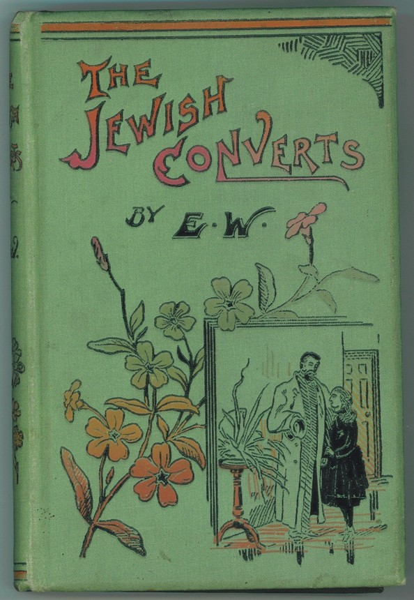 Image for THE JEWISH CONVERTS
