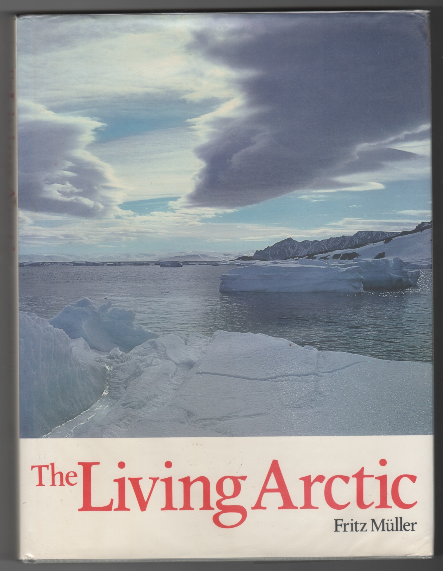 Image for THE LIVING ARCTIC