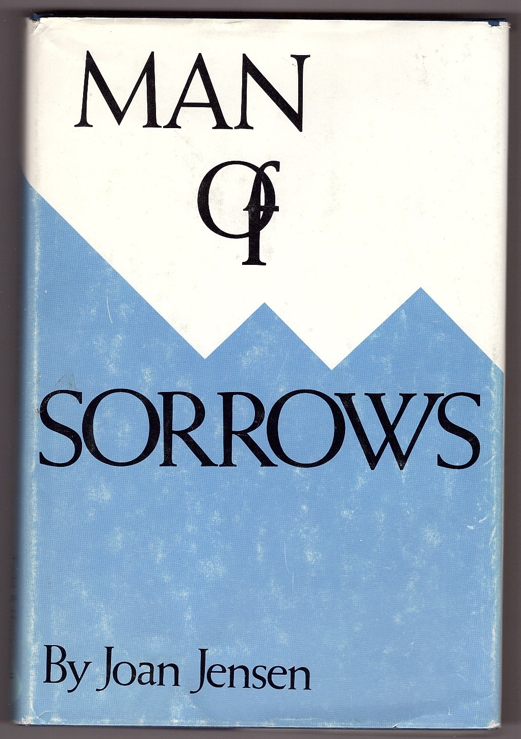 Image for MAN OF SORROWS