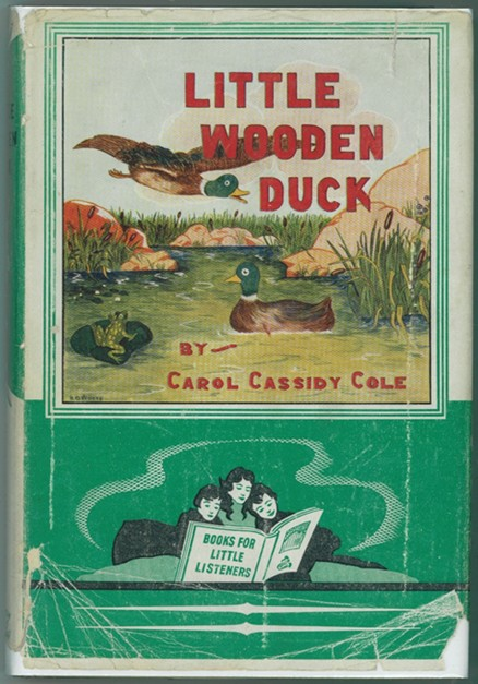 Image for LITTLE WOODEN DUCK
