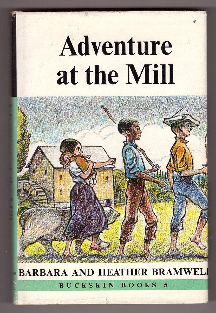 Image for ADVENTURE AT THE MILL